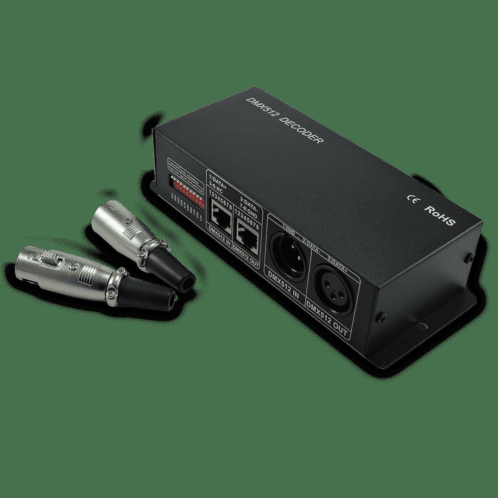 Controladora RGB DMX