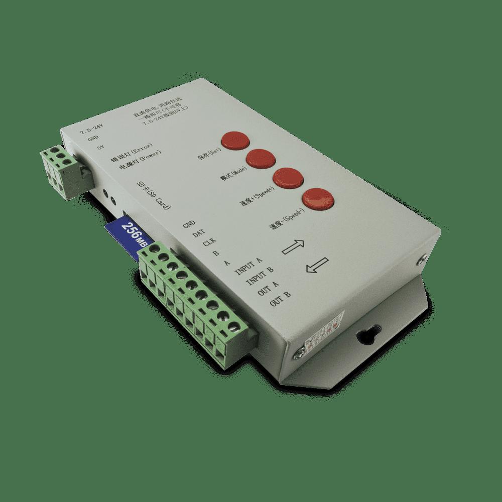 Controladora pixel led