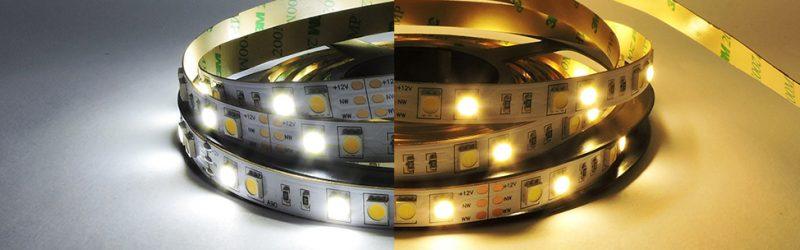 Tira LED 5050 60
