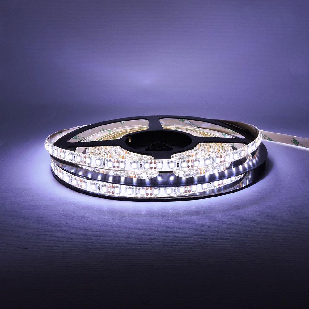 Tira led 3528 120 siliconada